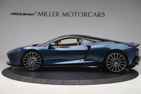 New 2020 McLaren GT Coupe for sale $236,675 at Maserati of Westport in Westport CT 06880 3