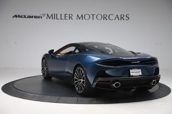 New 2020 McLaren GT Coupe for sale $236,675 at Maserati of Westport in Westport CT 06880 5