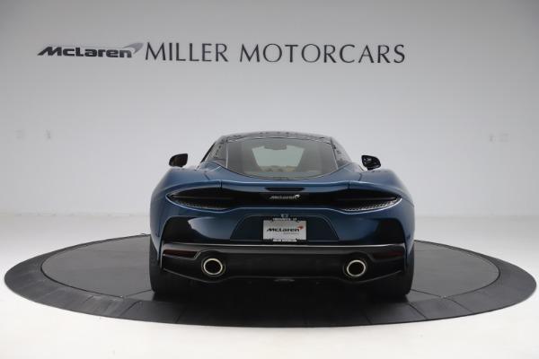 New 2020 McLaren GT Coupe for sale $236,675 at Maserati of Westport in Westport CT 06880 6