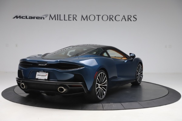 New 2020 McLaren GT Coupe for sale $236,675 at Maserati of Westport in Westport CT 06880 7