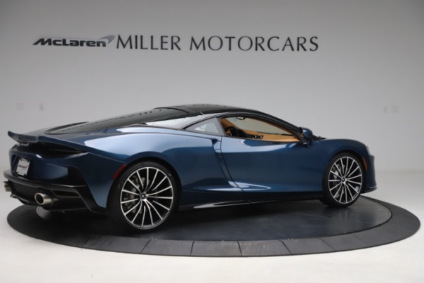 New 2020 McLaren GT Coupe for sale $236,675 at Maserati of Westport in Westport CT 06880 8