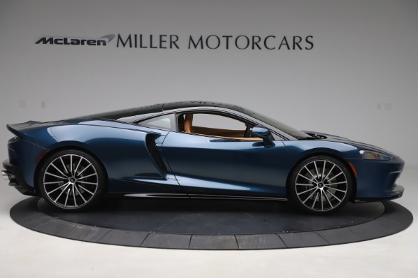 New 2020 McLaren GT Coupe for sale $236,675 at Maserati of Westport in Westport CT 06880 9