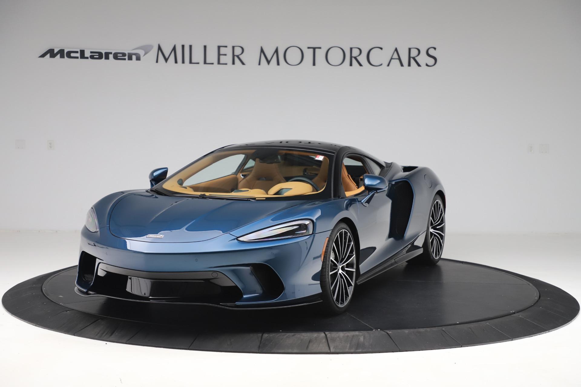 Used 2020 McLaren GT Luxe for sale $209,990 at Maserati of Westport in Westport CT 06880 1