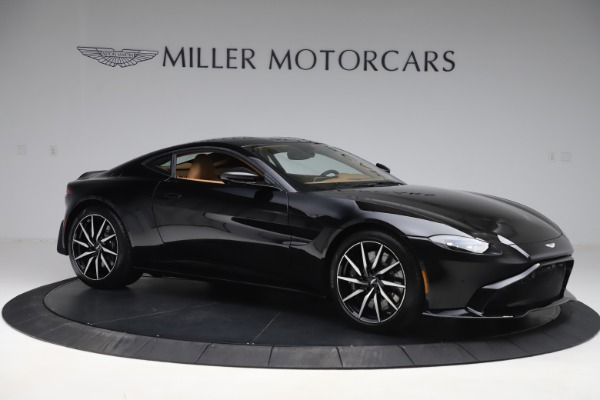 New 2020 Aston Martin Vantage Coupe for sale $183,879 at Maserati of Westport in Westport CT 06880 10