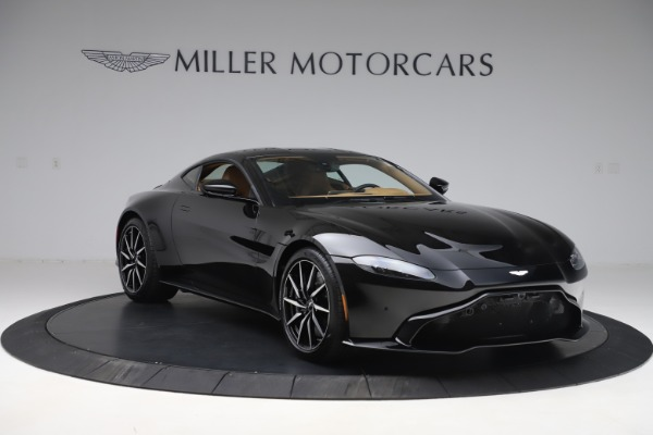 New 2020 Aston Martin Vantage Coupe for sale $183,879 at Maserati of Westport in Westport CT 06880 11