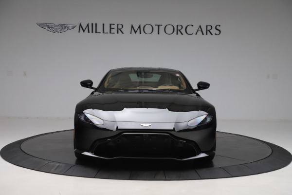 New 2020 Aston Martin Vantage Coupe for sale $183,879 at Maserati of Westport in Westport CT 06880 12