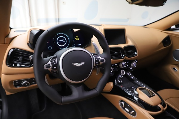 New 2020 Aston Martin Vantage Coupe for sale $183,879 at Maserati of Westport in Westport CT 06880 13