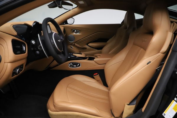 New 2020 Aston Martin Vantage Coupe for sale $183,879 at Maserati of Westport in Westport CT 06880 14