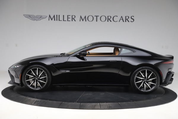 New 2020 Aston Martin Vantage Coupe for sale $183,879 at Maserati of Westport in Westport CT 06880 3