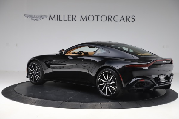 New 2020 Aston Martin Vantage Coupe for sale $183,879 at Maserati of Westport in Westport CT 06880 4