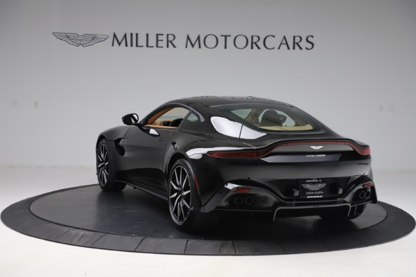 New 2020 Aston Martin Vantage Coupe for sale $183,879 at Maserati of Westport in Westport CT 06880 5
