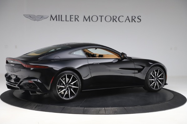 New 2020 Aston Martin Vantage Coupe for sale $183,879 at Maserati of Westport in Westport CT 06880 8