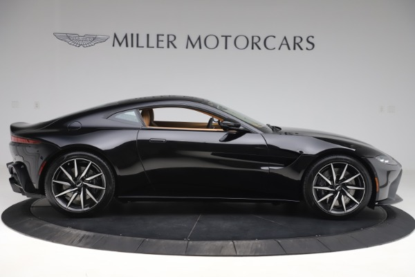 New 2020 Aston Martin Vantage Coupe for sale $183,879 at Maserati of Westport in Westport CT 06880 9