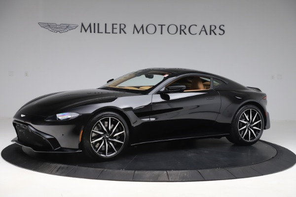 New 2020 Aston Martin Vantage Coupe for sale $183,879 at Maserati of Westport in Westport CT 06880 1