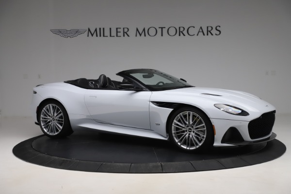 New 2020 Aston Martin DBS Superleggera Volante Convertible for sale $353,931 at Maserati of Westport in Westport CT 06880 10