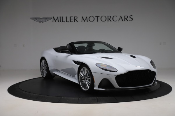 New 2020 Aston Martin DBS Superleggera Volante Convertible for sale $353,931 at Maserati of Westport in Westport CT 06880 11
