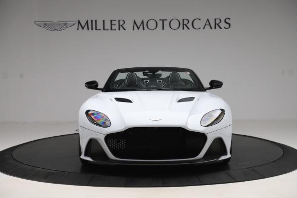 New 2020 Aston Martin DBS Superleggera Volante Convertible for sale $353,931 at Maserati of Westport in Westport CT 06880 12