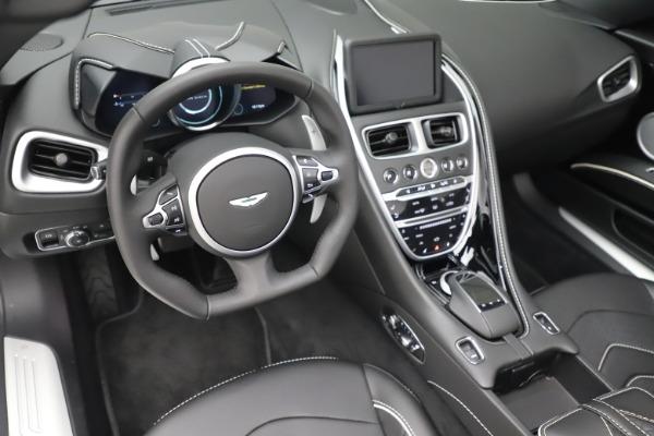 New 2020 Aston Martin DBS Superleggera Volante Convertible for sale $353,931 at Maserati of Westport in Westport CT 06880 13