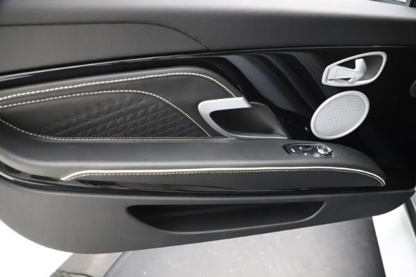 New 2020 Aston Martin DBS Superleggera Volante Convertible for sale $353,931 at Maserati of Westport in Westport CT 06880 16