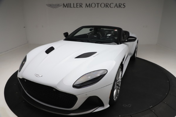 New 2020 Aston Martin DBS Superleggera Volante Convertible for sale $353,931 at Maserati of Westport in Westport CT 06880 23