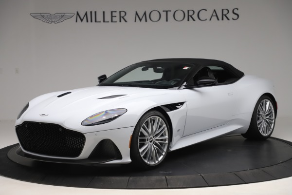 New 2020 Aston Martin DBS Superleggera Volante Convertible for sale $353,931 at Maserati of Westport in Westport CT 06880 25