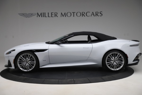New 2020 Aston Martin DBS Superleggera Volante Convertible for sale $353,931 at Maserati of Westport in Westport CT 06880 26