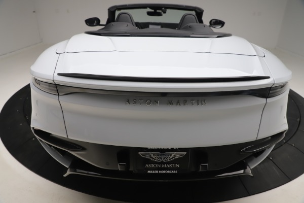 New 2020 Aston Martin DBS Superleggera Volante Convertible for sale $353,931 at Maserati of Westport in Westport CT 06880 28