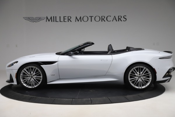 New 2020 Aston Martin DBS Superleggera Volante Convertible for sale $353,931 at Maserati of Westport in Westport CT 06880 3