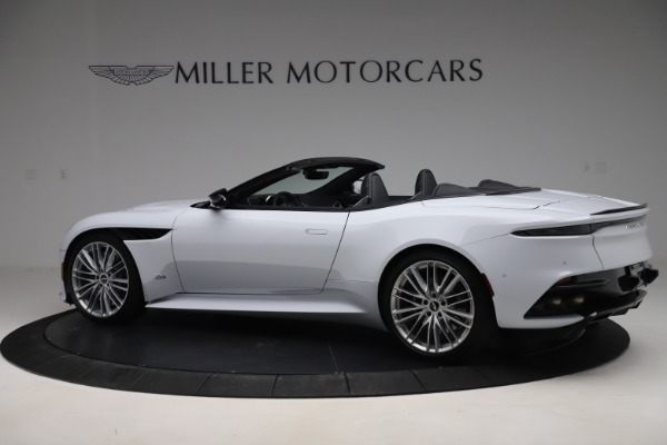New 2020 Aston Martin DBS Superleggera Volante Convertible for sale $353,931 at Maserati of Westport in Westport CT 06880 4