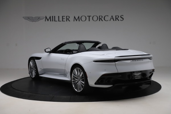 New 2020 Aston Martin DBS Superleggera Volante Convertible for sale $353,931 at Maserati of Westport in Westport CT 06880 5