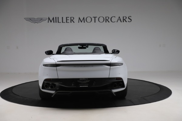 New 2020 Aston Martin DBS Superleggera Volante Convertible for sale $353,931 at Maserati of Westport in Westport CT 06880 6