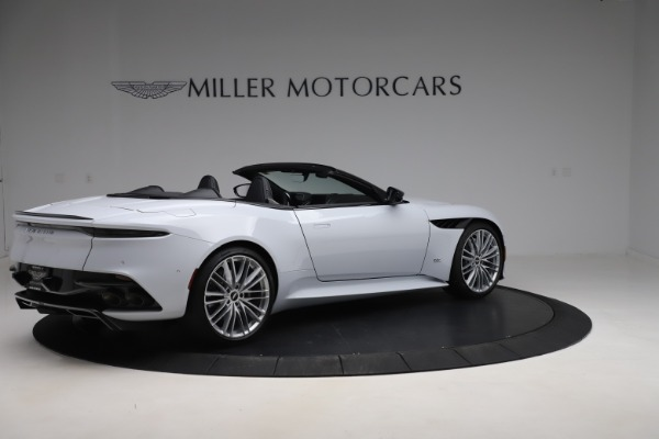 New 2020 Aston Martin DBS Superleggera Volante Convertible for sale $353,931 at Maserati of Westport in Westport CT 06880 8