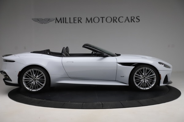 New 2020 Aston Martin DBS Superleggera Volante Convertible for sale $353,931 at Maserati of Westport in Westport CT 06880 9