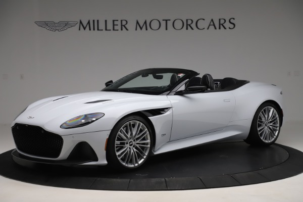 New 2020 Aston Martin DBS Superleggera Volante Convertible for sale $353,931 at Maserati of Westport in Westport CT 06880 1
