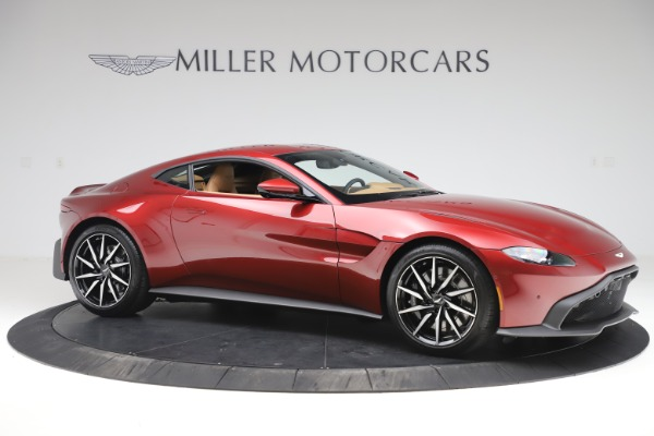 New 2020 Aston Martin Vantage Coupe for sale $185,991 at Maserati of Westport in Westport CT 06880 10