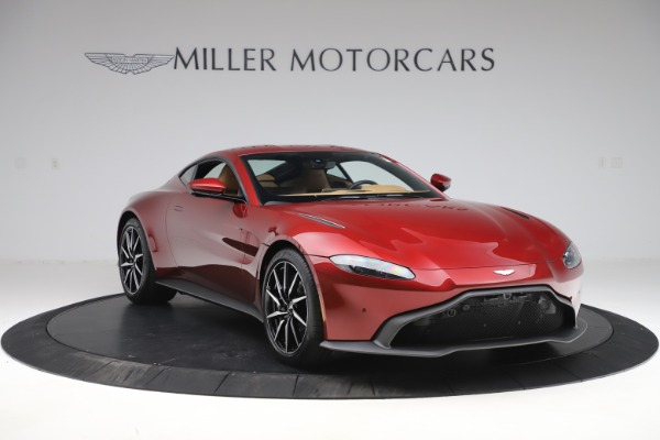 New 2020 Aston Martin Vantage Coupe for sale $185,991 at Maserati of Westport in Westport CT 06880 11