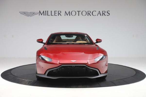 New 2020 Aston Martin Vantage Coupe for sale $185,991 at Maserati of Westport in Westport CT 06880 12