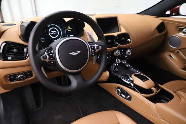 New 2020 Aston Martin Vantage Coupe for sale $185,991 at Maserati of Westport in Westport CT 06880 13