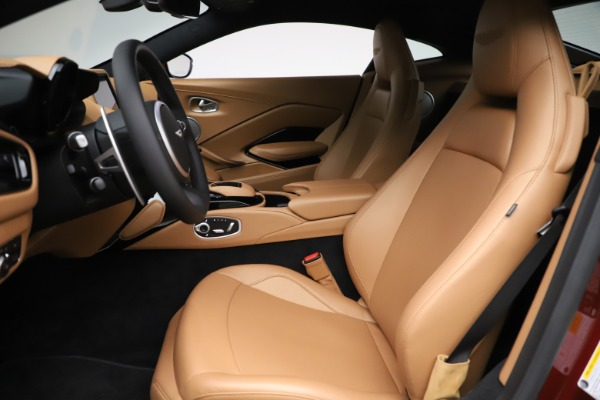 New 2020 Aston Martin Vantage Coupe for sale $185,991 at Maserati of Westport in Westport CT 06880 14