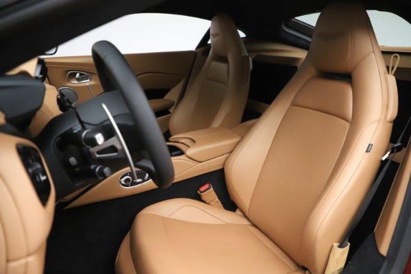 New 2020 Aston Martin Vantage Coupe for sale $185,991 at Maserati of Westport in Westport CT 06880 15