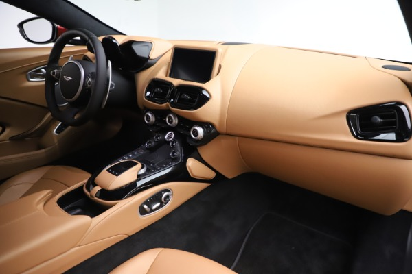 New 2020 Aston Martin Vantage Coupe for sale $185,991 at Maserati of Westport in Westport CT 06880 17