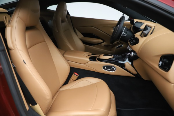 New 2020 Aston Martin Vantage Coupe for sale $185,991 at Maserati of Westport in Westport CT 06880 18