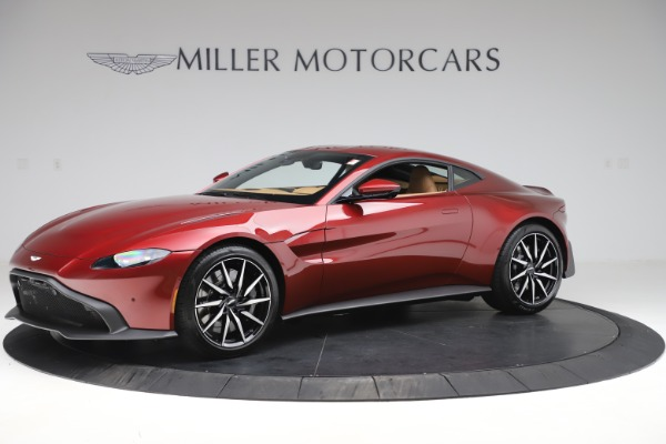 New 2020 Aston Martin Vantage Coupe for sale $185,991 at Maserati of Westport in Westport CT 06880 2