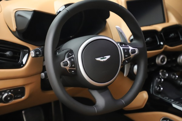 New 2020 Aston Martin Vantage Coupe for sale $185,991 at Maserati of Westport in Westport CT 06880 20