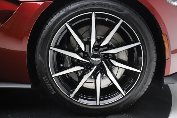 New 2020 Aston Martin Vantage Coupe for sale $185,991 at Maserati of Westport in Westport CT 06880 22