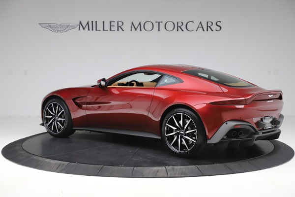 New 2020 Aston Martin Vantage Coupe for sale $185,991 at Maserati of Westport in Westport CT 06880 4