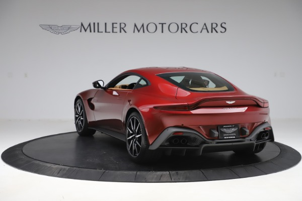 New 2020 Aston Martin Vantage Coupe for sale $185,991 at Maserati of Westport in Westport CT 06880 5
