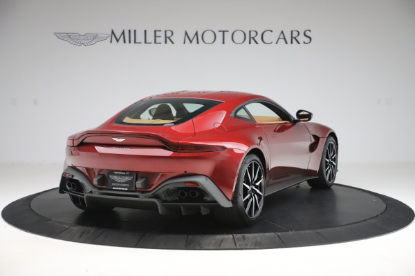 New 2020 Aston Martin Vantage Coupe for sale $185,991 at Maserati of Westport in Westport CT 06880 7