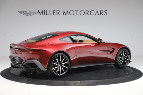 New 2020 Aston Martin Vantage Coupe for sale $185,991 at Maserati of Westport in Westport CT 06880 8