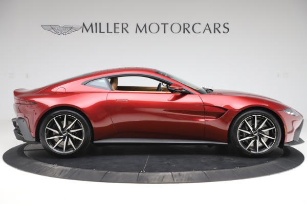 New 2020 Aston Martin Vantage Coupe for sale $185,991 at Maserati of Westport in Westport CT 06880 9